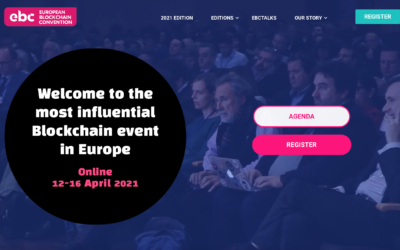European Blockchain Convention 2021