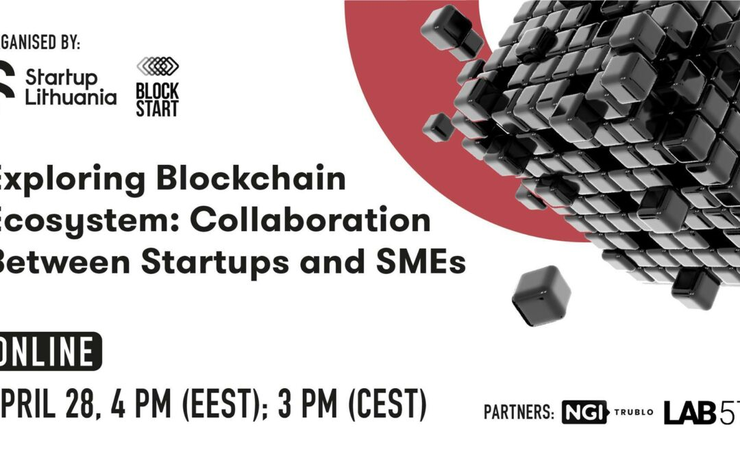 Event: Current and future state of European blockchain ecosystem