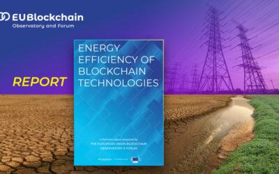 Report: Energy Efficiency of Blockchain Technologies